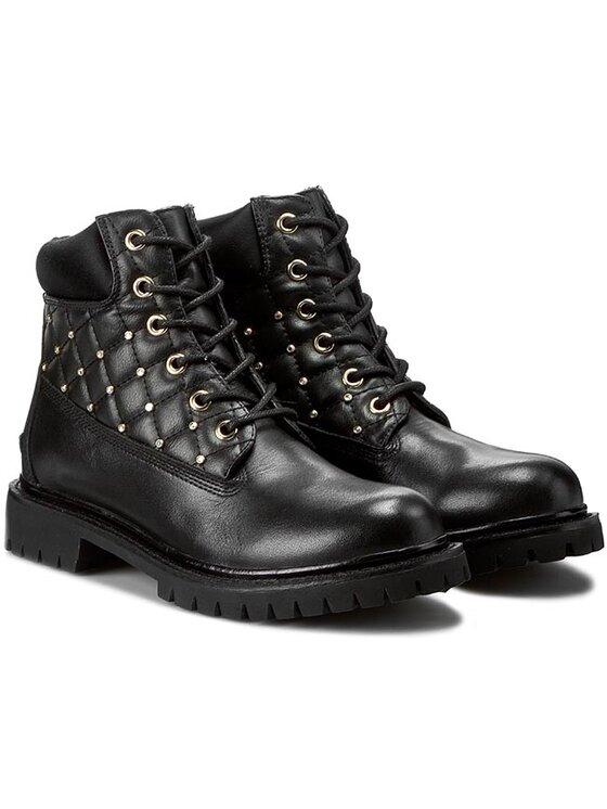Liu Jo Liu Jo Tronchetti Boy Boots Clarisse S65063 P0055 Nero