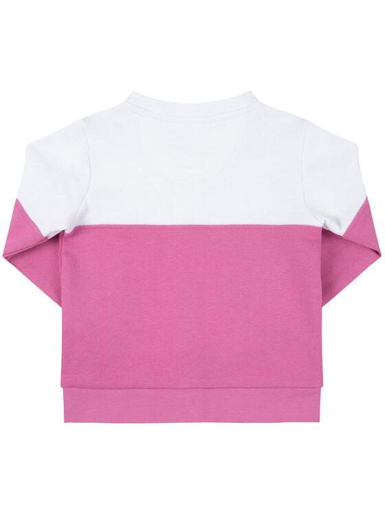 Guess Guess Dres A01G08 K82T0 Różowy Regular Fit