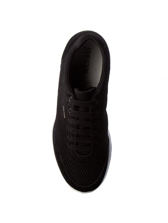 Geox Geox Chaussures basses U Damian B U720HB 01422 C9999 Noir