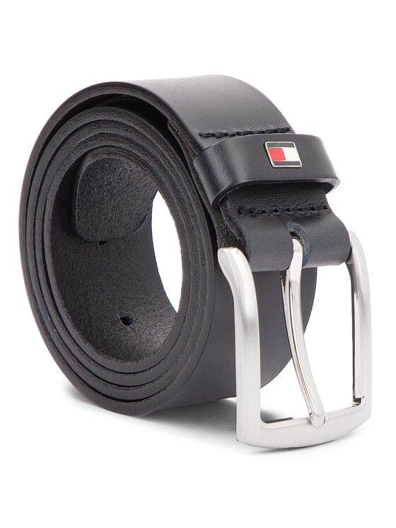 Tommy Hilfiger Tommy Hilfiger Мъжки колан New Denton 3.5 Belt E3578AI208 85 Черен