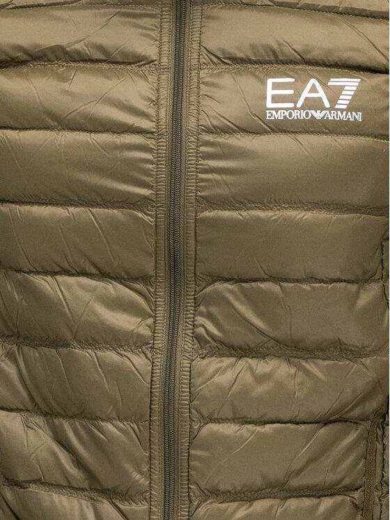 EA7 Emporio Armani EA7 Emporio Armani Gilet 8NPQ01 PN29Z 1851 Verde Regular Fit
