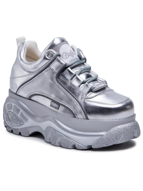 Buffalo London Laisvalaikio batai BN15330641 Sidabrinė