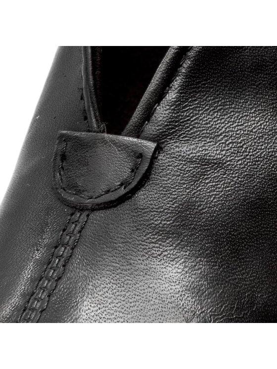 Marco Tozzi Marco Tozzi Κλειστά παπούτσια 2-22414-25 Μαύρο