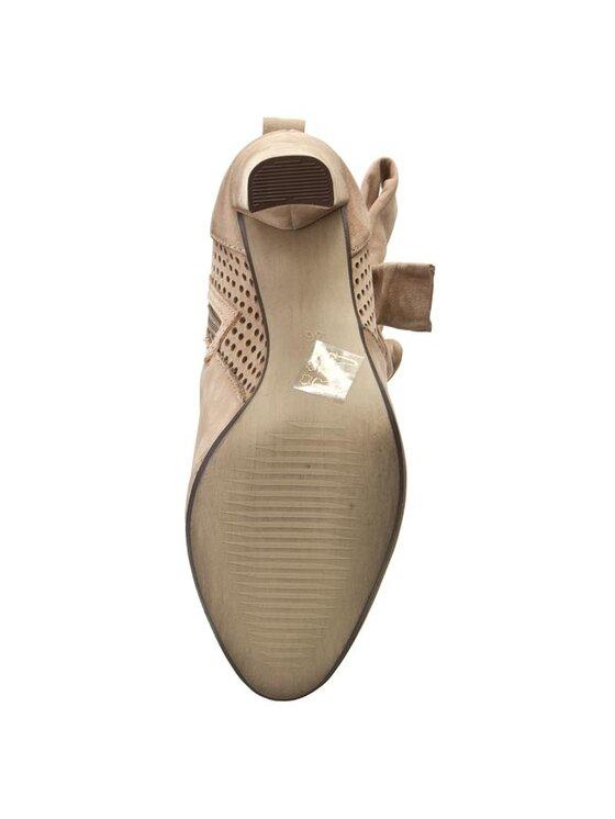 Carinii Carinii Členková obuv O3490 Béžová