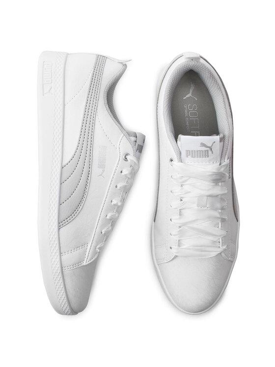 Puma Puma Sneakersy Smash Wns V2 Summer Pac 369130 02 Biały