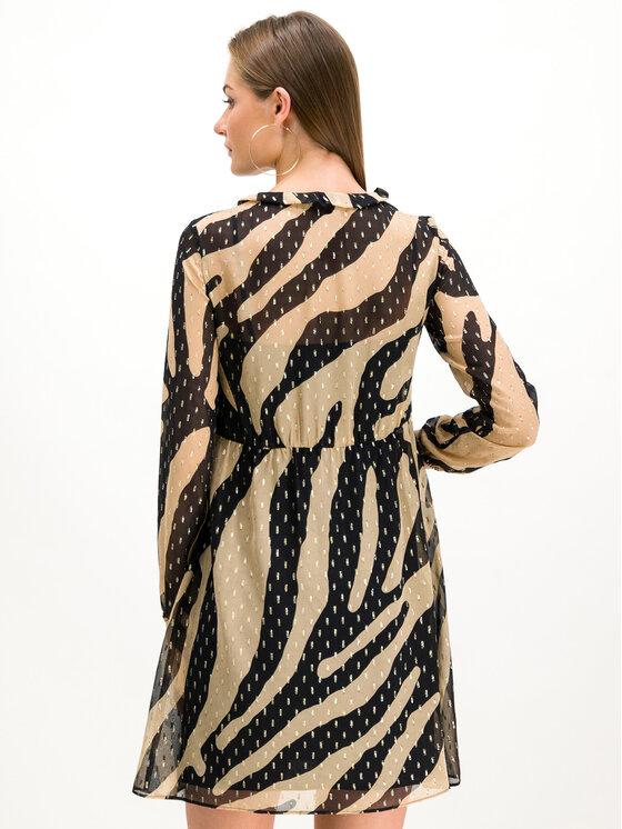Pennyblack Pennyblack Každodenní šaty Meditare 12242219 Béžová Regular Fit