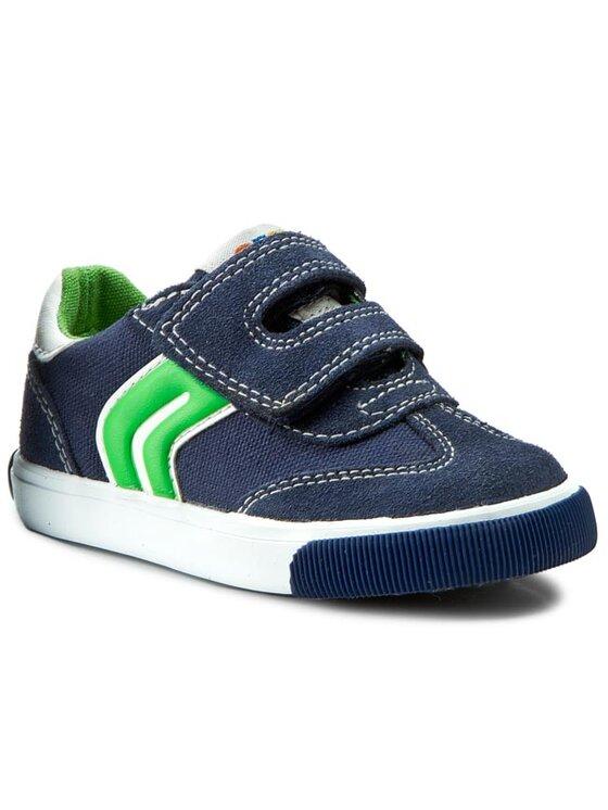Geox Geox Κλειστά παπούτσια B Kiwi B. E B62A7E 01022 C4248 Σκούρο μπλε