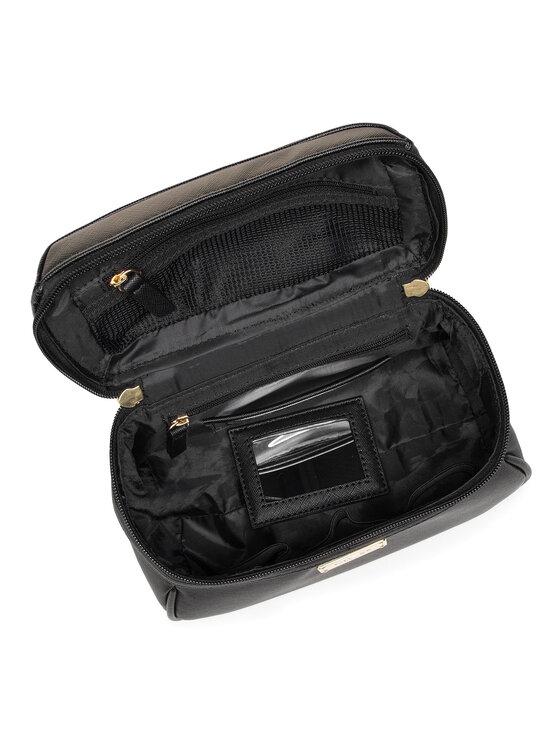 Guess Guess Kosmetyczka Coreen Accessories PWCORE P1161 Czarny