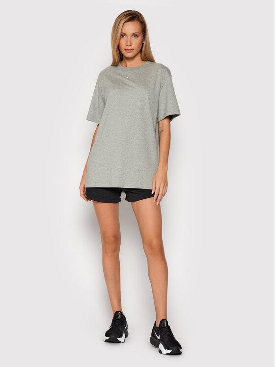 Nike Nike T-shirt Sportswear Essential DH4255 Siva Oversize