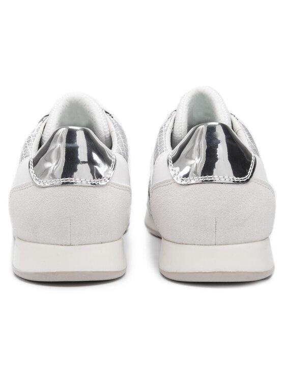 Geox Geox Sneakers D Deynna B D826FB 004AU C1352 Silberfarben