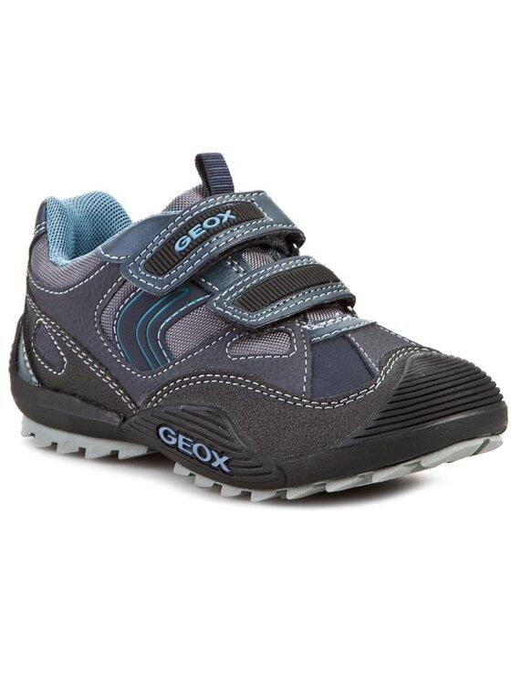 Geox Geox Pantofi J Savage C J4424C 01150 C0661/M Albastru