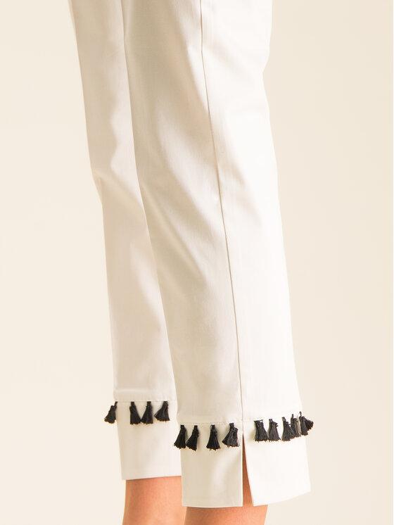 Pennyblack Pennyblack Chino nohavice 21310919 Biela Slim Fit