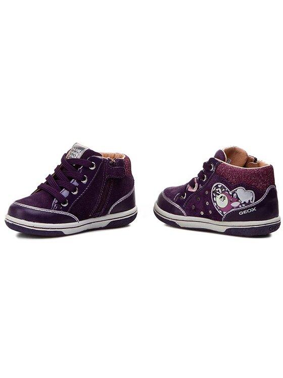 Geox Geox Обувки Flick B5434B 02243 C8224 Виолетов