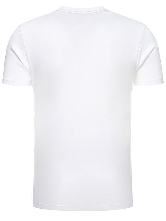 Pepe Jeans Pepe Jeans T-Shirt Eggo PM501389 Biały Regular Fit