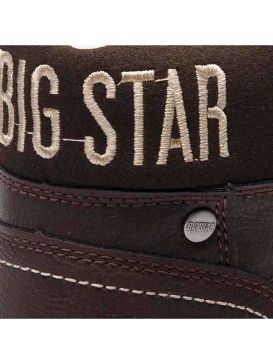 BIG STAR BIG STAR Обувки BB174092 Кафяв