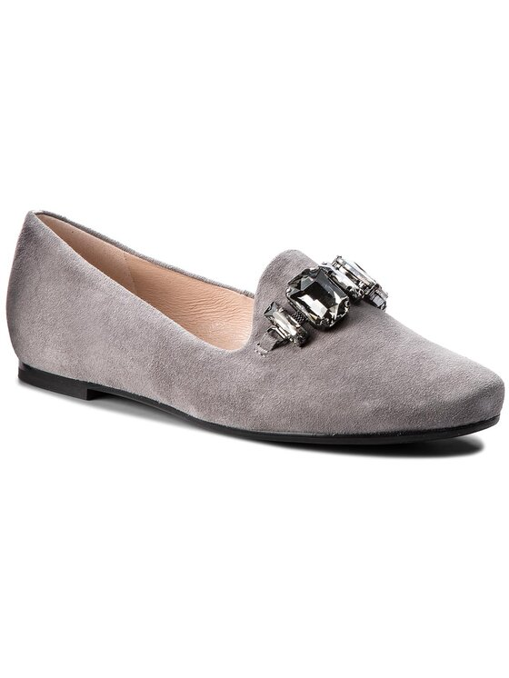 Gino Rossi Gino Rossi Loafers Lady DWG814-715-RC00-8500-0 Gris