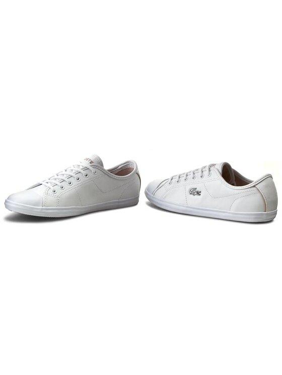 Lacoste Lacoste Scarpe da ginnastica Ziane Sneaker Edg Spw 7-30SPW002721G Bianco