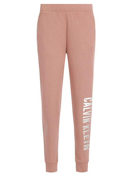 Calvin Klein Performance Calvin Klein Performance Pantaloni da tuta 00GWH9P655 Rosa Regular Fit