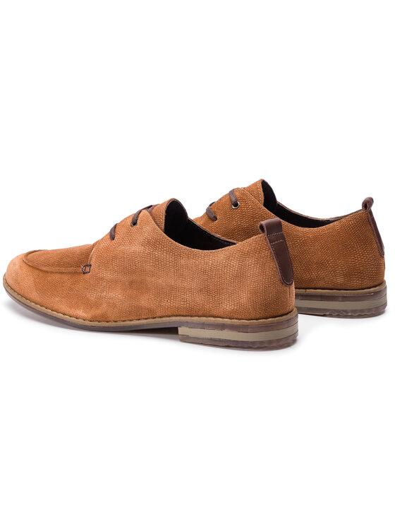 QUAZI QUAZI Κλειστά παπούτσια QZ-08-02-000065 Καφέ