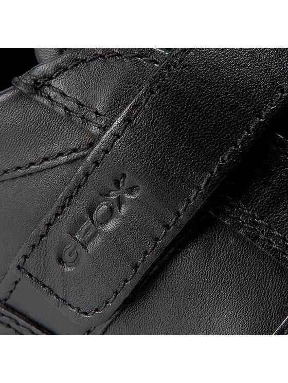 Geox Geox Félcipő U Symbol C U34A5C 00043 C9999 Fekete