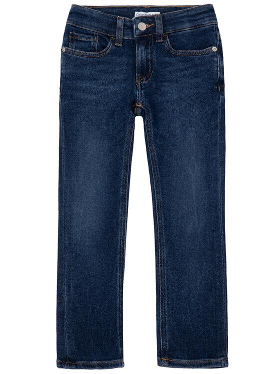Calvin Klein Jeans Calvin Klein Jeans Jeans IB0IB00154 Dunkelblau Slim Fit