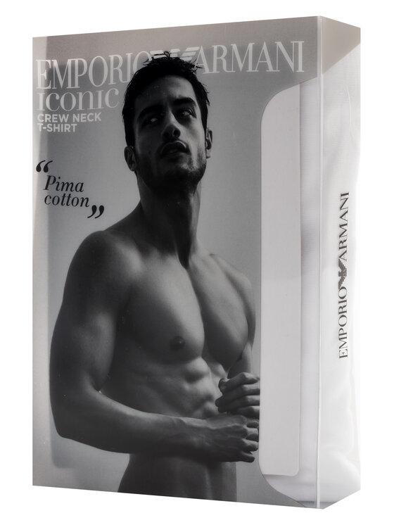 Emporio Armani Underwear Emporio Armani Underwear T-shirt 110853 9P710 00010 Bianco Regular Fit