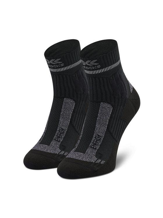 X-Socks Ilgos Vyriškos Kojinės Marathon Energy XSRS10S19U Juoda