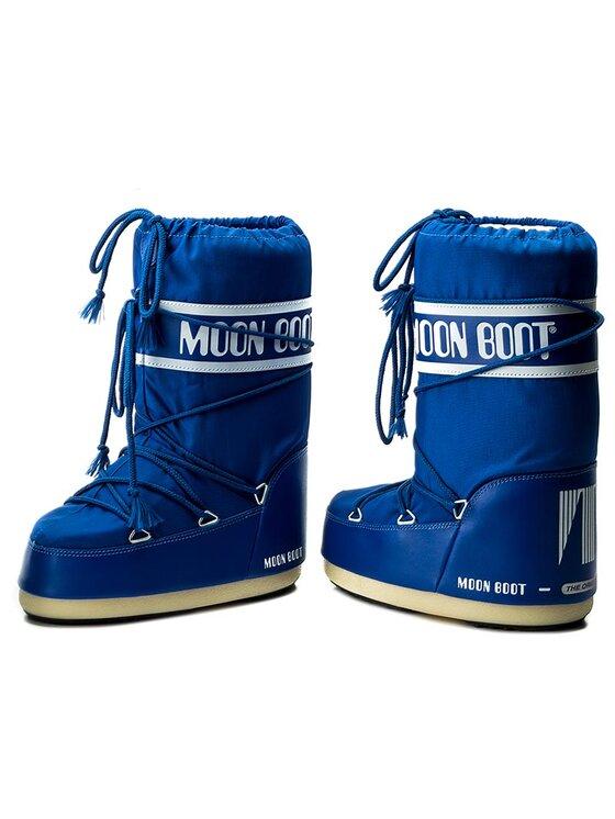 Moon Boot Moon Boot Cizme de zăpadă Nylon 14004400075 M Bleumarin