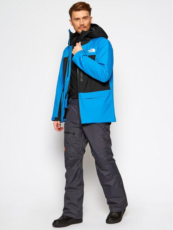The North Face The North Face Kurtka narciarska Sickline NF0A4QWXME91 Niebieski Regular Fit