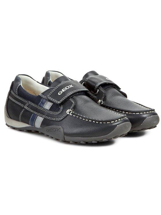 Geox Geox Pantofi J Snake Moc B. B J4216B 04614 C0661 Albastru