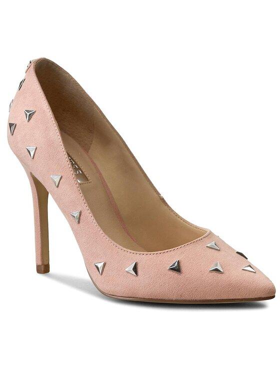 Guess Guess Обувки на ток Brelie FLBRL1 ESU08 Розов