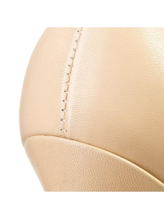 Solo Femme Solo Femme Scarpe stiletto 34201-11-D99/000-04-00 Beige