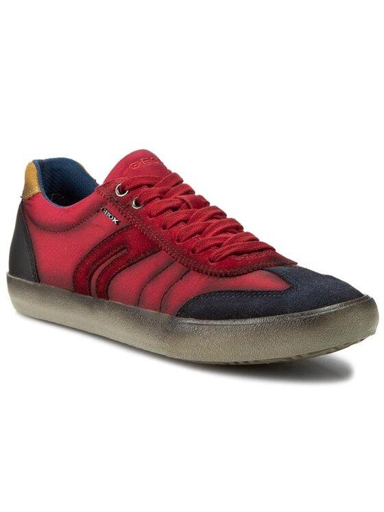 Geox Geox Sneakers U Smart A U62X2A 0FU22 C0106 Rot