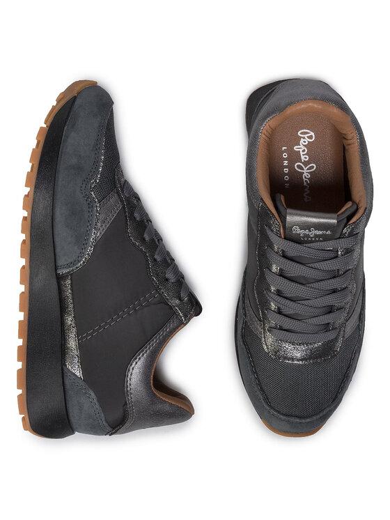 Pepe Jeans Pepe Jeans Sneakersy Dean Bass PLS30882 Sivá