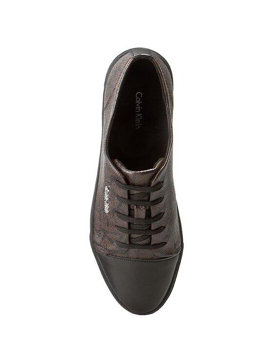 Calvin Klein Calvin Klein Обувки Hamilton N11901 Кафяв