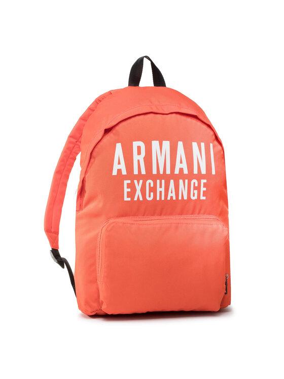 Armani Exchange Plecak 952199 9A124 03065 Pomarańczowy