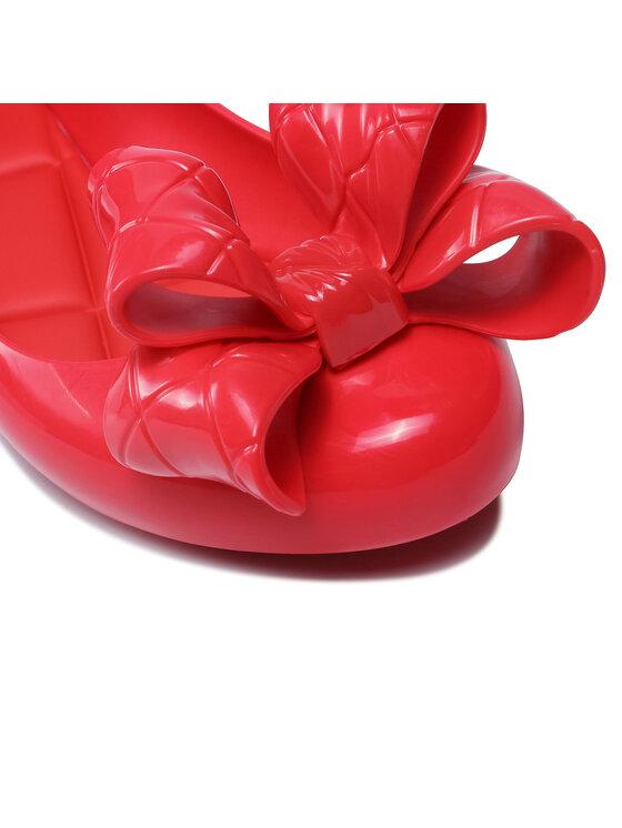 Melissa Melissa Baleriny Sweet Love IV 33378 Czerwony