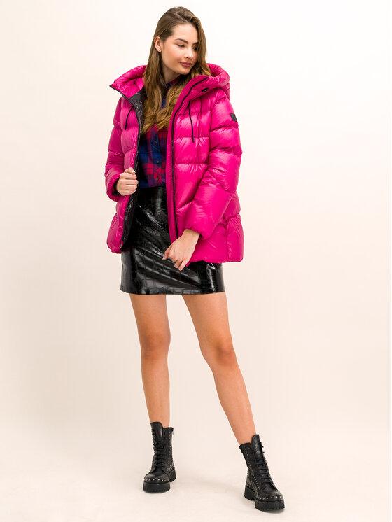 Woolrich Woolrich Vatovaná bunda Packable Brich WWCPS2839 UT1702 Růžová Regular Fit
