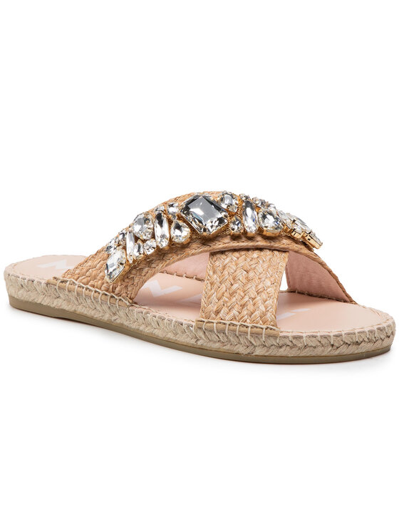 Manebi Espadrilės Flat Sandals G 5.1 JS Smėlio