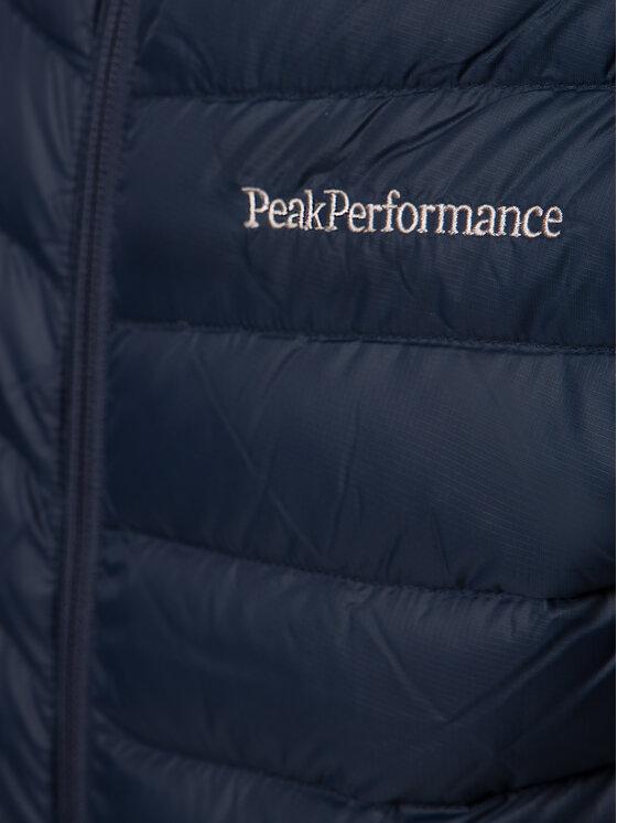 Peak Performance Peak Performance Daunenjacke Frost G58685107 Dunkelblau Regular Fit