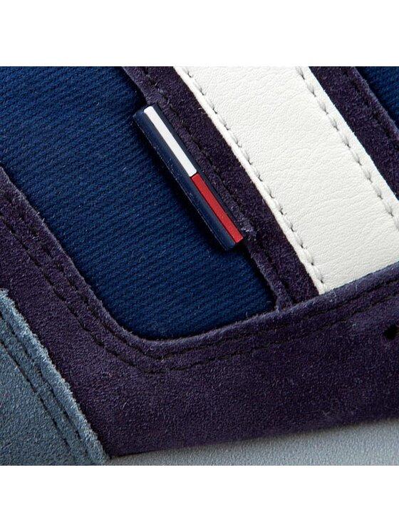 Tommy Hilfiger Tommy Hilfiger Sneakers DENIM - Roan 1C-1 EM56818778 Albastru