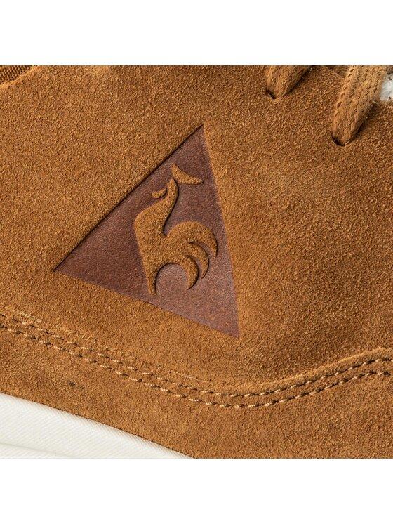 Le Coq Sportif Le Coq Sportif Sneakersy Lcs R Pure 1810122 Brązowy