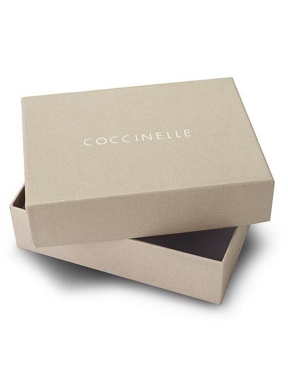 Coccinelle Coccinelle Mały Portfel Damski AW5 Metallic Soft E2 AW5 11 87 01 Granatowy