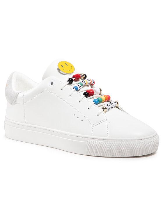 Kurt Geiger Laisvalaikio batai Lane 1387915109 Balta