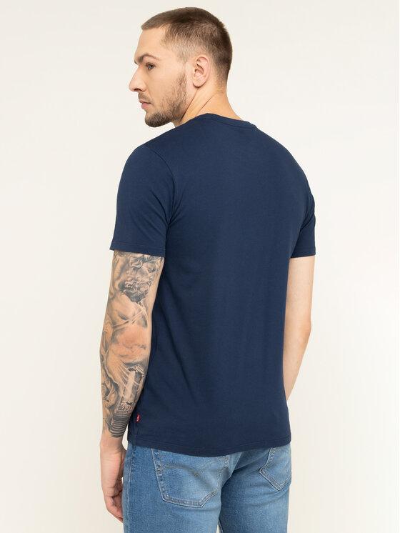 Levi's® Levi's Marškinėliai Housemark Tee 17783-0139 Tamsiai mėlyna Regular Fit