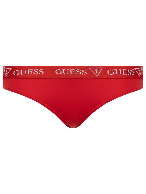 Guess Guess Bikini alsó E82A02 LY00F Piros