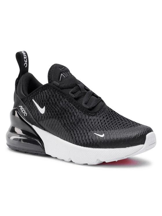 Nike Nike Buty Air Max 270 (Ps) AO2372 001 Czarny