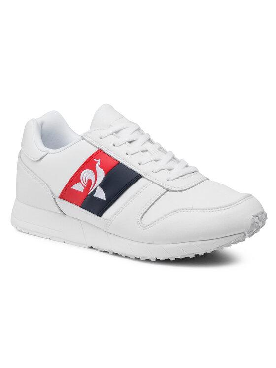 Le Coq Sportif Laisvalaikio batai Jazy Classic Flag 2020175 Balta