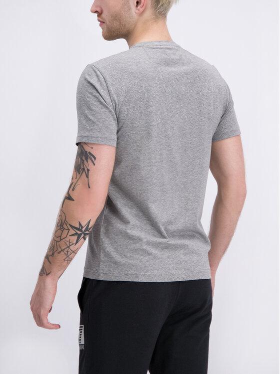 EA7 Emporio Armani EA7 Emporio Armani T-Shirt 3GPT62 PJ03Z 3905 Γκρι Regular Fit