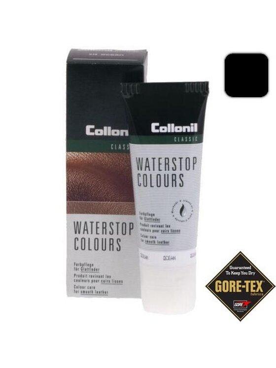Collonil Batų tepalas Waterstop Colours 75 ml Juoda